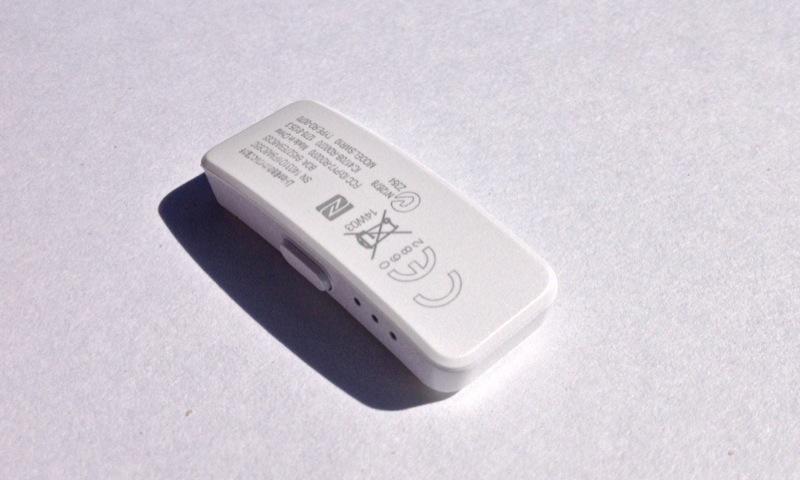 Обзор Sony SmartBand