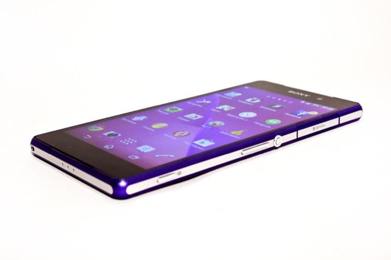 Обзор Sony Xperia Z2