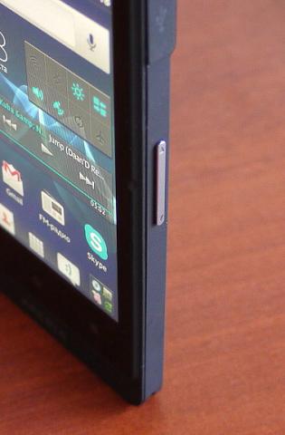 Обзор Sony Xperia go