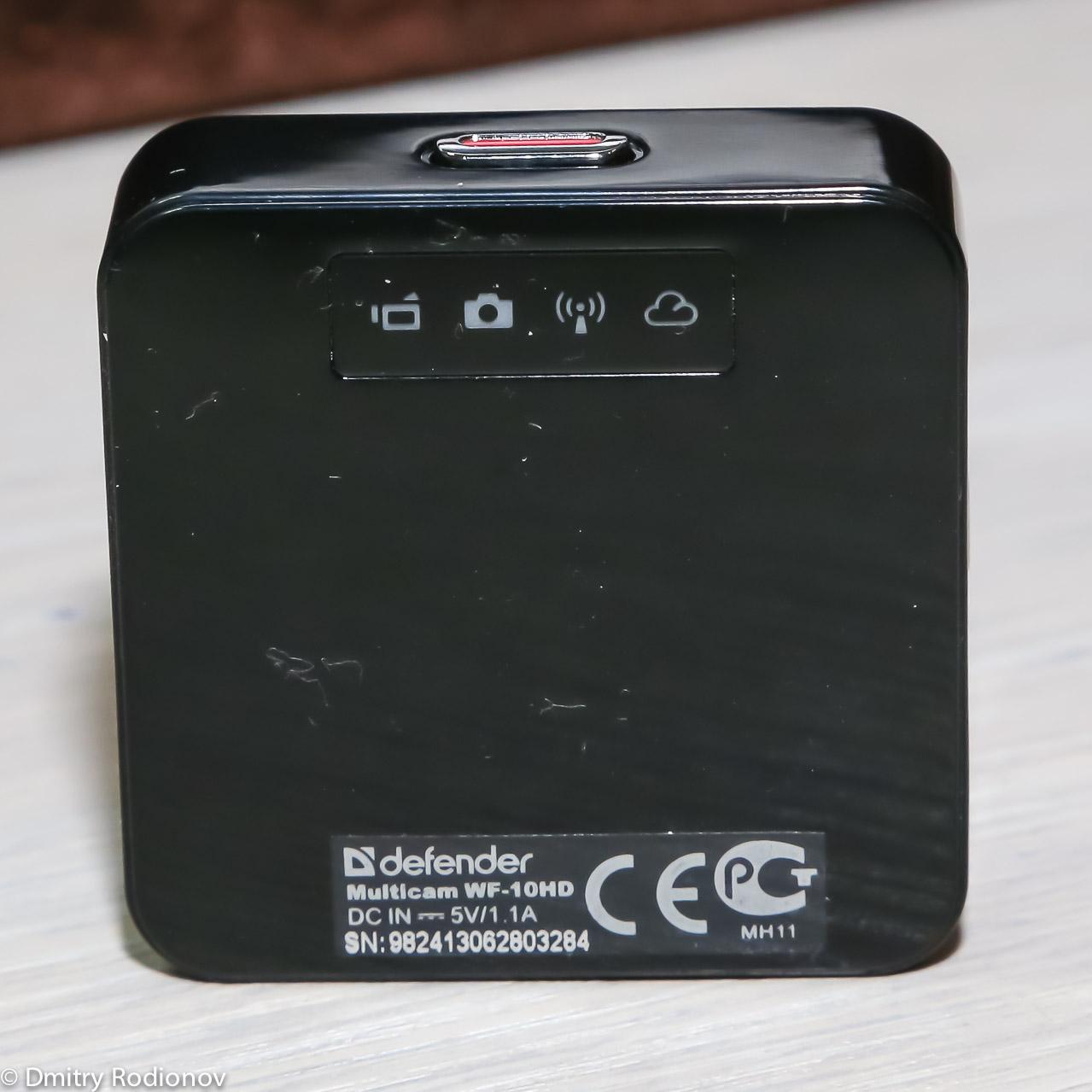 Обзор Wi Fi камеры Defender WF 10HD