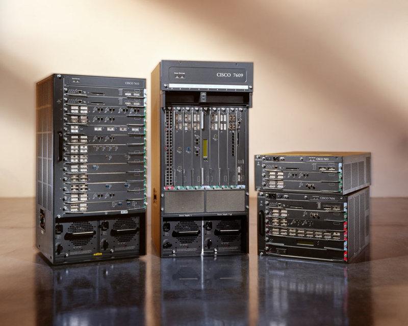 Обзор архитектуры шасси Cisco на примере серии 7600