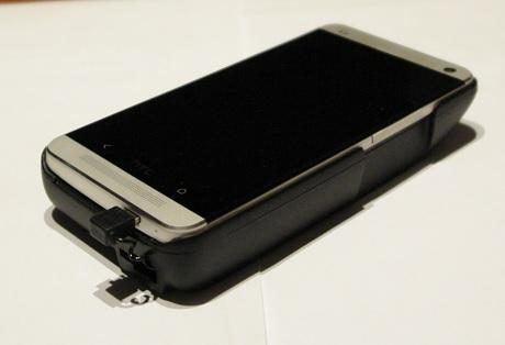 Обзор чехла батареи на 5000 мАч для HTC One