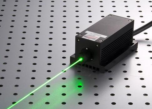 Обзор китайского DPSS лазера 532nm