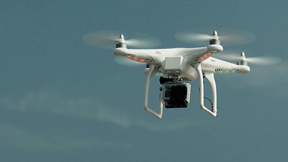 Обзор квадрокоптера DJI Phantom для использования с GoPro