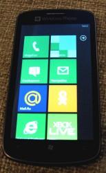 Обзор МегаФон SP W1 на Windows Phone 7.5