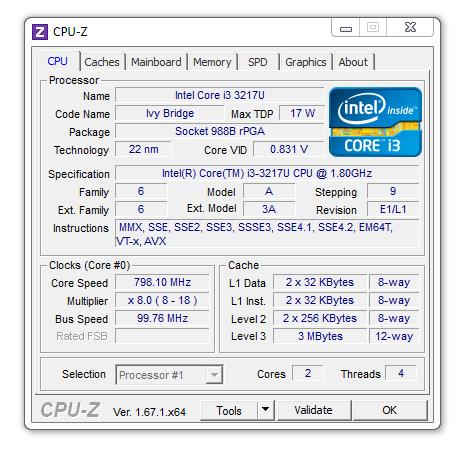 Обзор неттопа Foxconn nanoPC AT 7300 на процессоре Intel Core i3 3217U