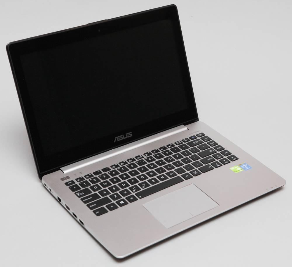 Обзор ноутбука ASUS S451LB