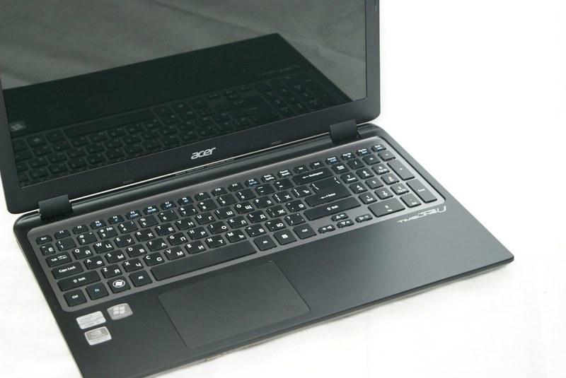 Обзор ноутбука Acer M3 581TG 72636G52Mnkk