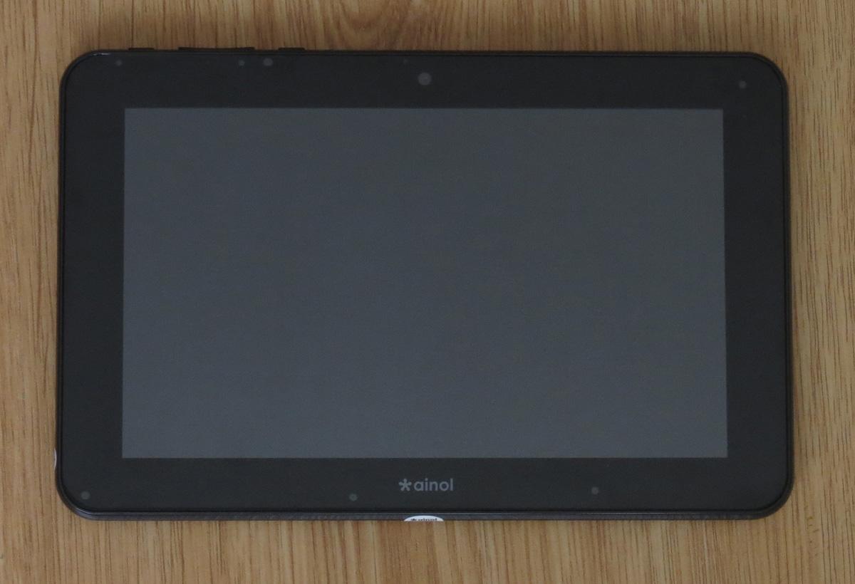Обзор планшета Ainol NOVO7 Aurora II