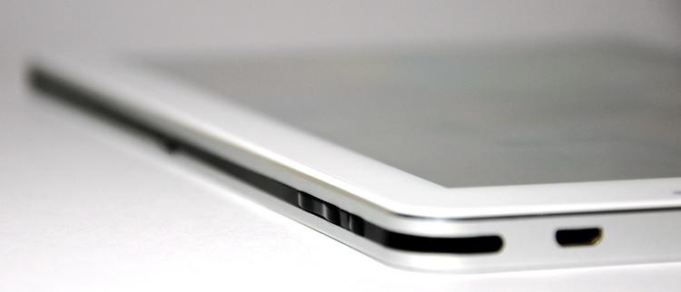 Обзор планшета iconBIT NETTAB THOR IZ: когда Intel Inside