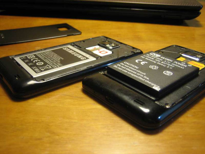позволяет смартфон с двумя батареями фото игрища