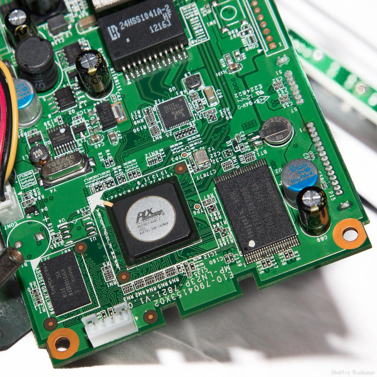 Обзор сетевого хранилища Fantec CL 35B2 RAID