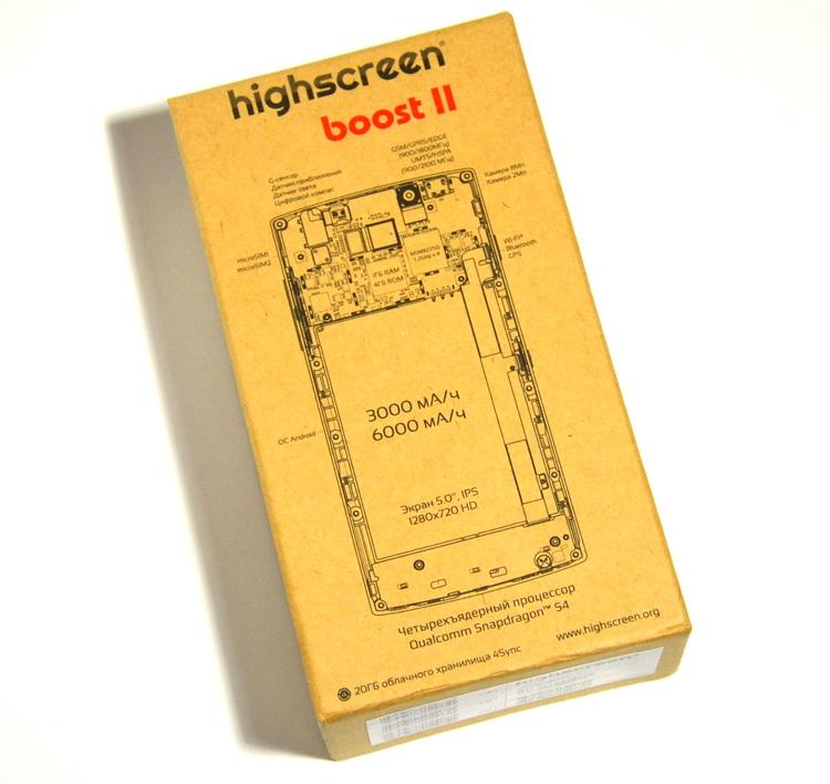 Обзор смартфона Highscreen Boost 2 – как надолго забыть о розетке
