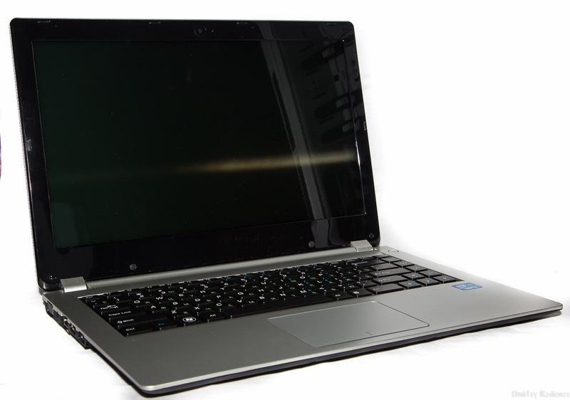 Обзор ультрабука MicroXperts MXP U400 04. Re Load