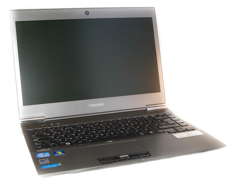 Обзор ультрабука Toshiba Portege Z830 на базе процессора Intel Core i3