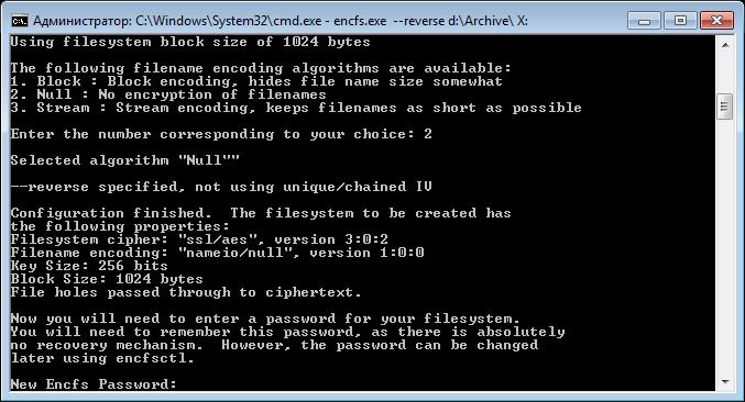 Обзор вариантов шифрования данных в облаках для Windows