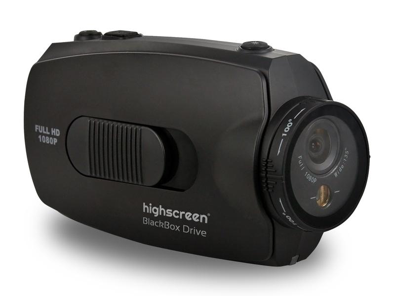 Обзор видеорегистратора Highscreen Black Box Drive