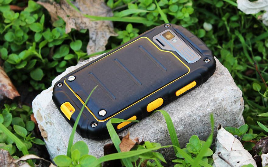 Обзор защищенного смартфона Tonaine T11