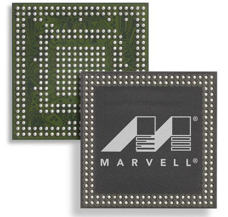 Marvell называет PXA1088 LTE первым в отрасли четырехъядерным однокристальным решением с поддержкой LTE TDD, LTE FDD, HSPA+, TD-HSPA+ и EDGE