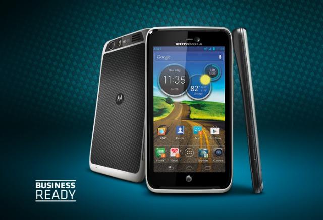 Официально анонсирован смартфон Motorola Atrix HD