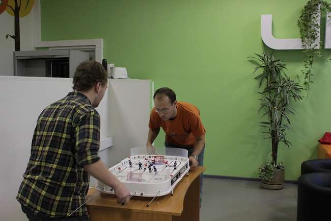 Офис компании UIDesign Group