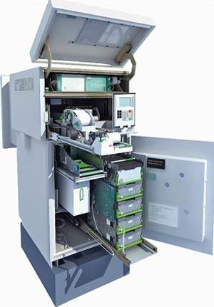 Оптимизация размещения купюр в банкоматах