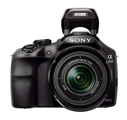 Ориентировочная цена Sony ILC-3000 — 350 евро