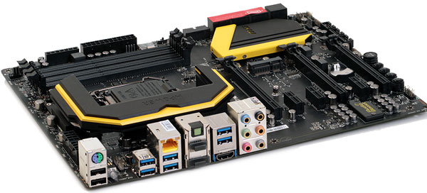 Плата MSI Z87 MPower получила 16-фазную подсистему питания процессора