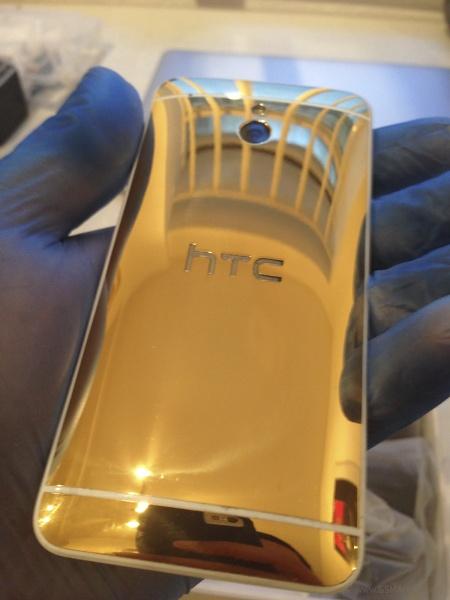 Сколько стоит позолоченный смартфон HTC One Mini — неизвестно