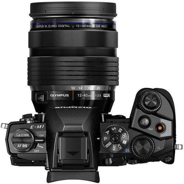 Камера Olympus OM-D E-M1 получит гибридную систему автоматической фокусировки