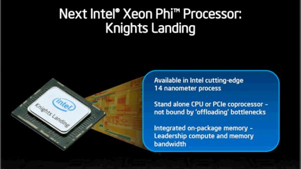 Intel Xeon Phi Knights Landing