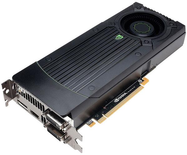 Потребляемая мощность 3D-карты Nvidia GeForce GTX 880 не превысит 230 Вт