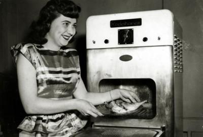 Опыт ремонта микроволновой печи