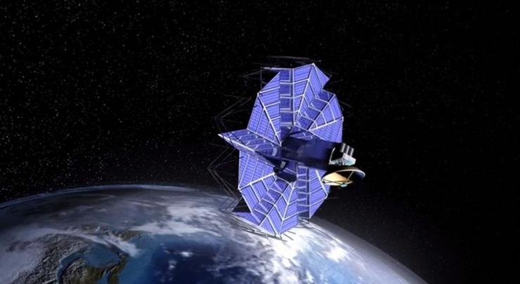 Оригами и космос: как древнее искусство может помочь разработчикам «космических» солнечных панелей