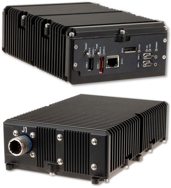 Компьютер на чипсете Intel QM67 Express охлаждается за счет естественной конвекции