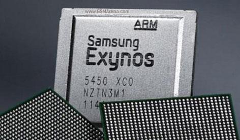 Galaxy S IV получит четырехъядерный процессор Exynos 5450