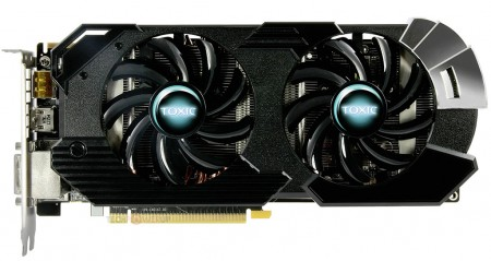 Видеокарта Sapphire Radeon HD 7870 TOXIC