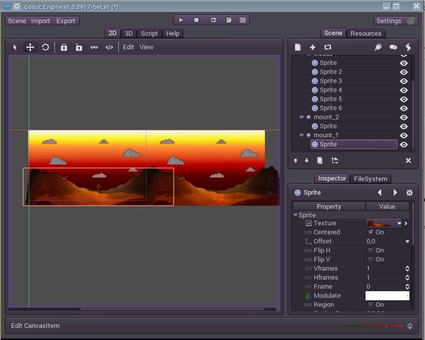 Основы создания 2D персонажа в Godot. Часть 2: компилирование шаблонов, немного о GDScript, движение и анимация героя