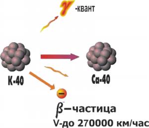 kalium-40-activity