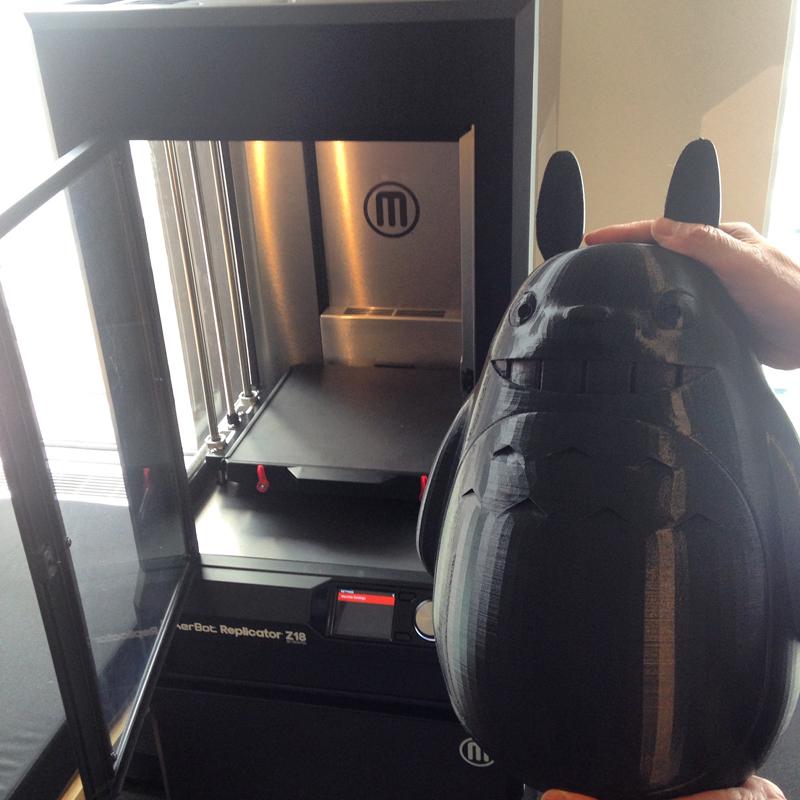 Отчет с ежегодного саммита MakerBot 2014