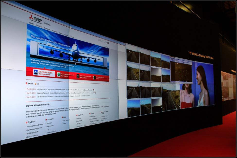 Отчёт с выставки Integrated Systems Europe 2014