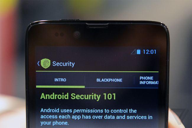 Открыт предзаказ на защищенный от прослушивания смартфон Blackphone