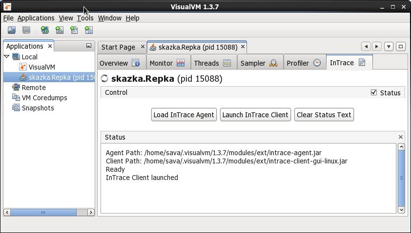 Отладка Java приложения, когда оно совсем не ждёт — добро пожаловать в InTrace подход