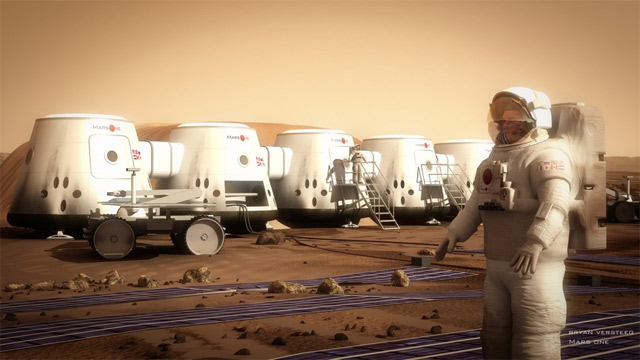 Отобраны 1058 кандидатов для полёта на Марс