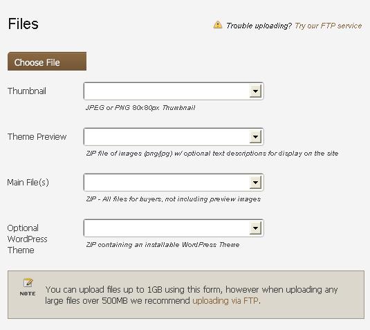 Ознакомление с ThemeForest или как продать свой дизайн «за бугром»