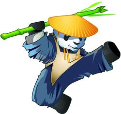 Xen mascot