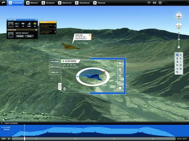 Пентагон тестирует операционную систему для управления армией роботов
