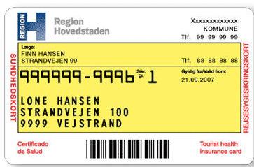 Переезд на работу в Данию