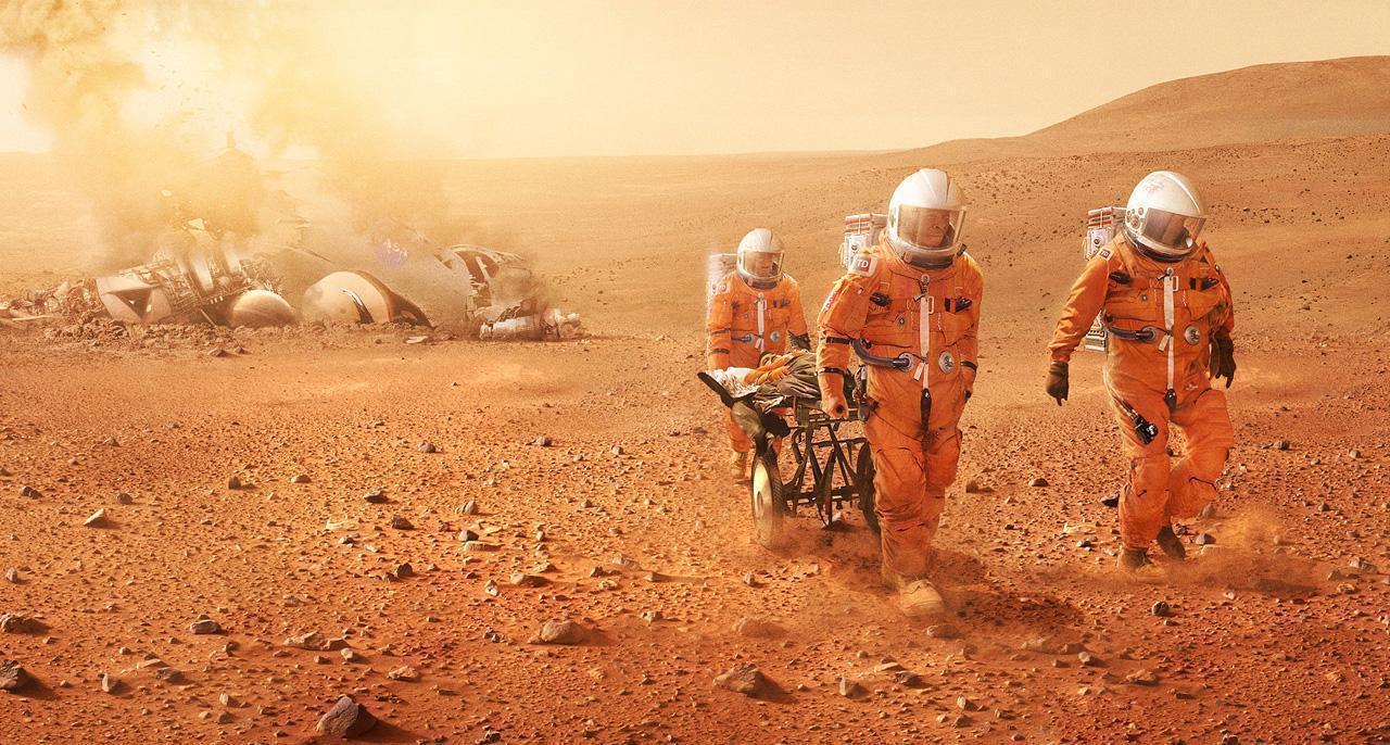 Перевод и озвучание ролика MARS ONE WAY