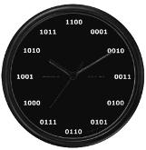 Двоичные часы